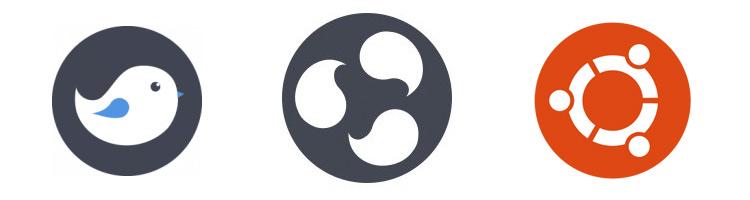 Budgie Logos